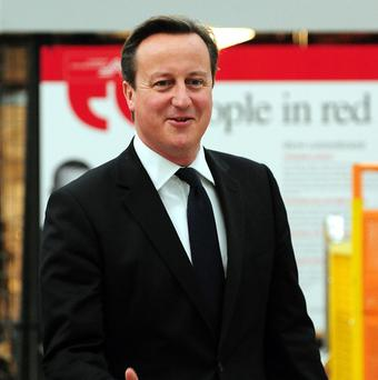 Prime Minister David Cameron has said the loss of life as a result of St Jude's storm is