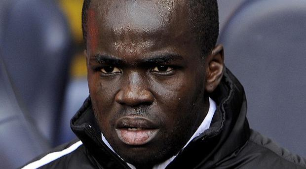 Newcastle United midfielder Cheick Tiote admitted having a false Belgian driving licence