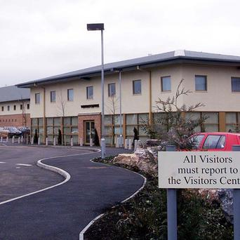 The incidents happened at Yarl's Wood immigration removal centre in Clapham near Bedford, pictured
