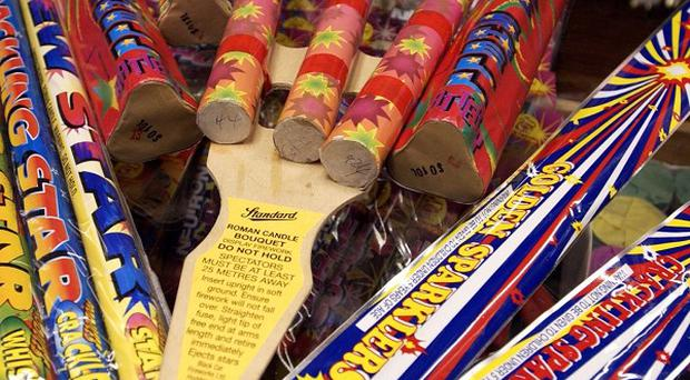 People should cancel their own plans for firework displays on Friday and attend an organised event instead, the London Fire Brigade said