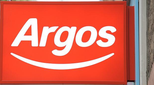 A promotion on the Argos website claimed customers could