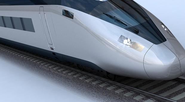 Deputy Prime Minister Nick Clegg HS2 has warned Labour he will not compromise on his support for the HS2 project.
