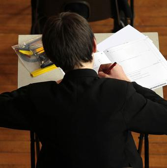 Traditional GCSE grades will be replaced by a numbered scale under new reforms