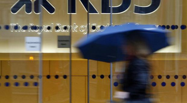 Chancellor George Osborne is under pressure to boost lending to the economy and speed up RBS's return to the private sector.