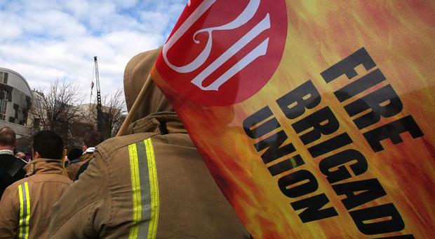 Firefighters are set to go on strike