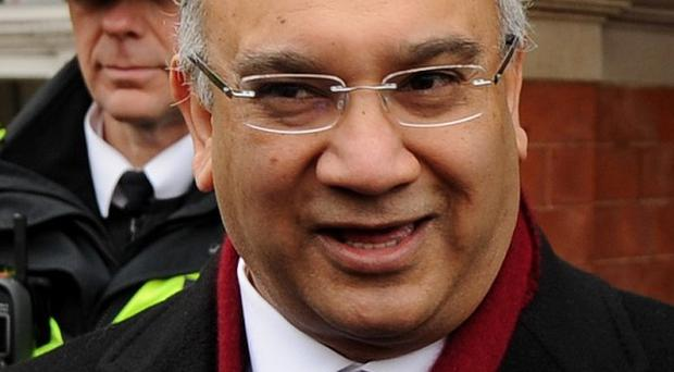 A group of MPs chaired by Keith Vaz said the European Arrest Warrant is 'fundamentally flawed' and the Government needs to go further with its reforms of the system