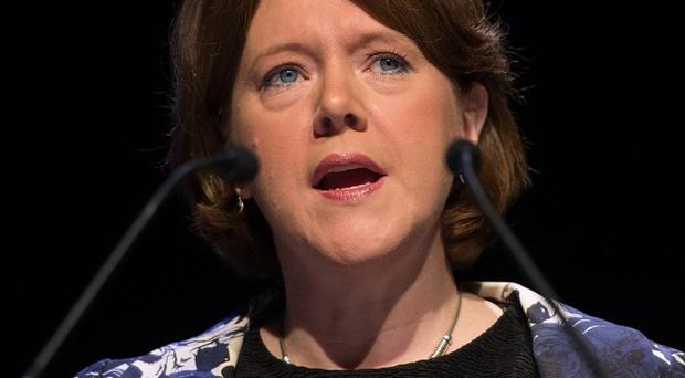 Secretary of State for Culture Media and Sport Maria Miller