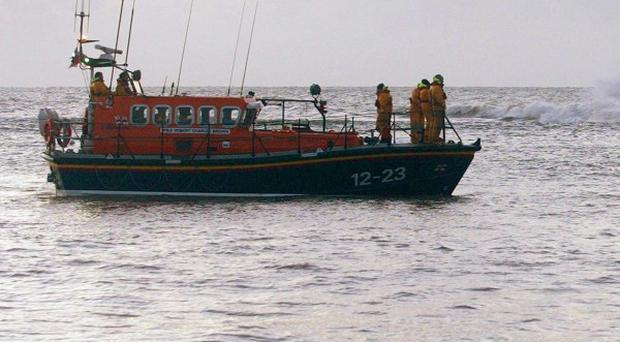 By the time rescue teams reached the 30-year-old woman she had died