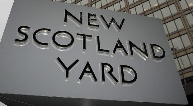 Counter-terrorism officers from Scotland Yard are hunting terror suspect Mohammed Ahmed Mohamed