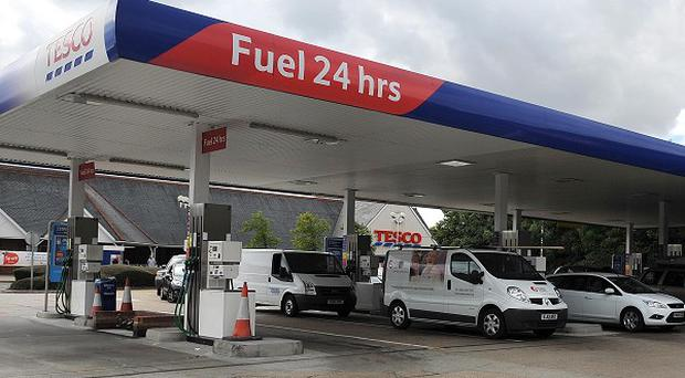 Reports suggest Tesco plans to install screens that scan customers' faces in petrol stations so that ads can be tailored to suit them
