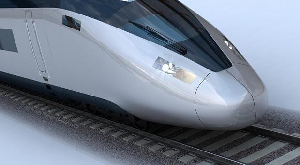 The Prime Minister will claim dithering over HS2 will condemn Britain to the slow lane