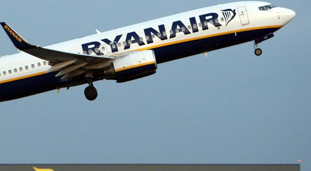 Ryanair said it expects a 9 per cent drop in average fares for the current quarter