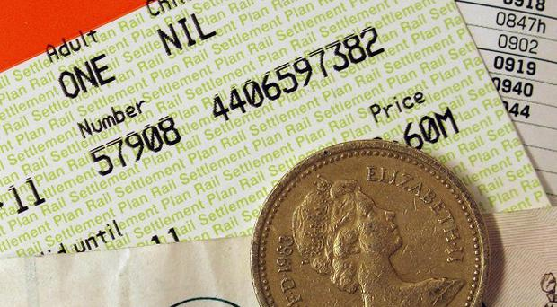 A union says average ticket prices have increased by over 23% in real terms since 1995