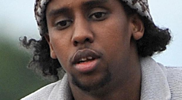 Terror suspect Mohammed Ahmed Mohamed is being hunted by counter-terrorism officers from Scotland Yard.