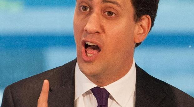 Labour leader Ed Miliband has defended his handling of the Falkirk vote-rigging row