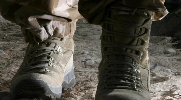 The MoD has announced that a soldier had been killed in an explosion in Afghanistan