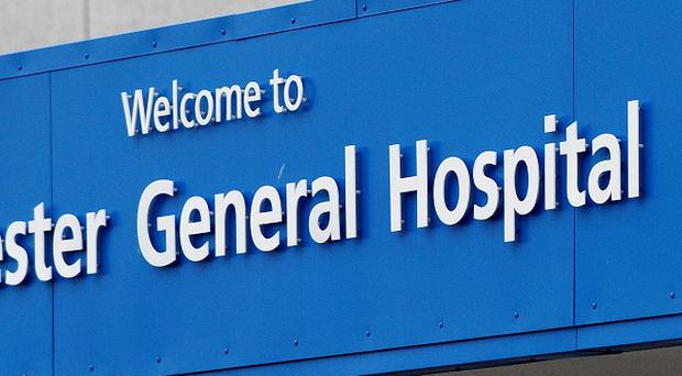 Colchester General Hospital's trust has been reported to police after staff complained that they were being