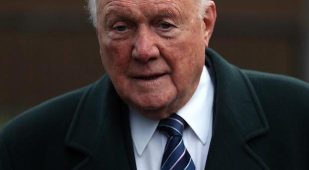 Stuart Hall is serving a 30-month jail term for sexually abusing 13 victims, one as young as nine, over a period of nearly 20 years