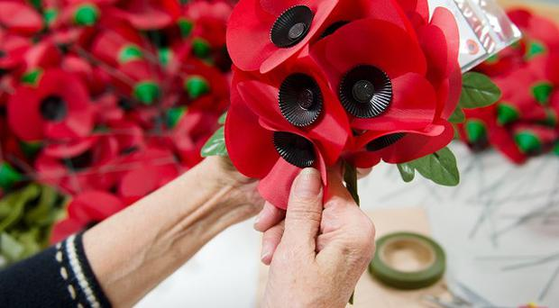 More than half of Pakistanis and 46% of Bangladeshis in Britain say they wear the poppy, research has found