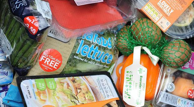 Households have cut avoidable food waste by 21 per cent since 2007 but the rate of reduction has slowed in recent years