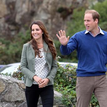 The Duke and Duchess of Cambridge will help support Poppy Day fundraising events.