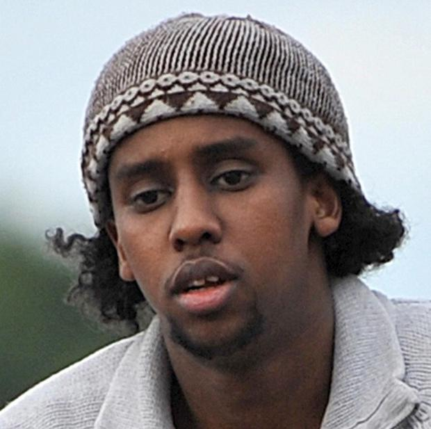 Terror suspect Mohammed Ahmed Mohamed, who is being hunted by counter-terrorism officers from Scotland Yard, is claiming damages in the High Court.