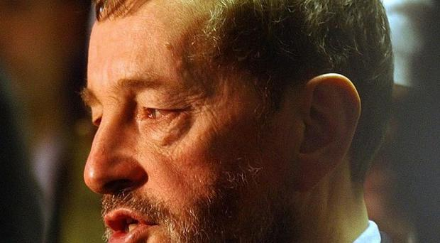 Recordings of messages David Blunkett left for Kimberley Quinn were later recovered from a safe in the office of News International lawyer Tom Crone, the Old Bailey heard
