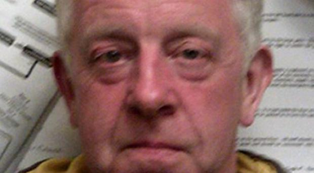 Alan Giles, 56, has been charged with escaping from lawful custody