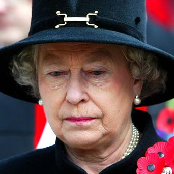 The Queen is opening the headquarters of an armed forces charity
