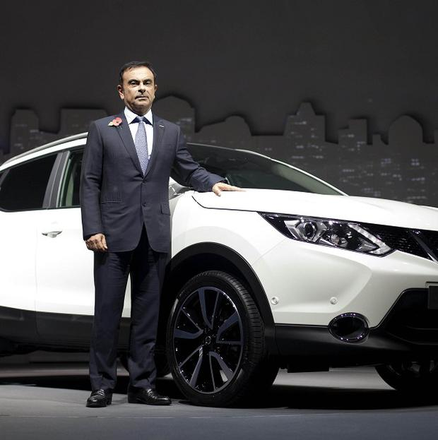 Carlos Ghosn, CEO of Nissan, has warned against Britain leaving the EU.