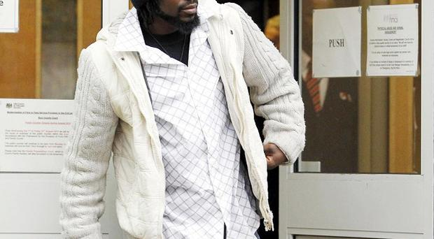 Freddie Kendakumana was arrested and interviewed by police in December 2008 after a girl complained to police that he had raped her the month before
