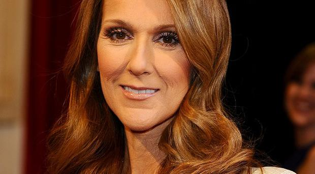 Superstar Celine Dion is backing the drive