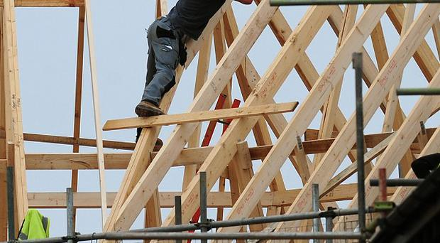 Official figures have shown the construction sector shrank in September.