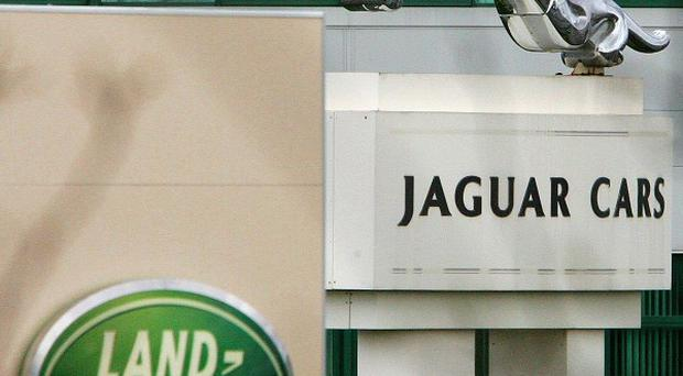 Sales of Land Rover and Jaguar cars are soaring.