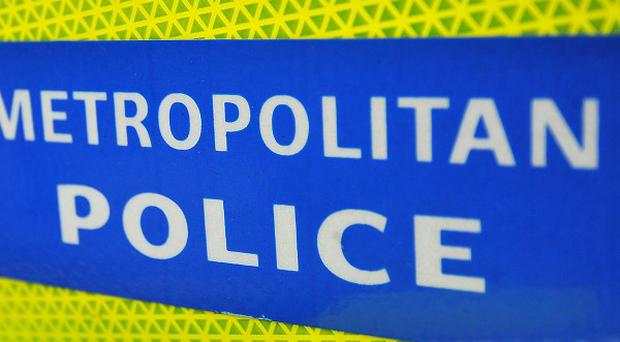 Metropolitan Police officers have arrested a man on suspicion of attempted murder