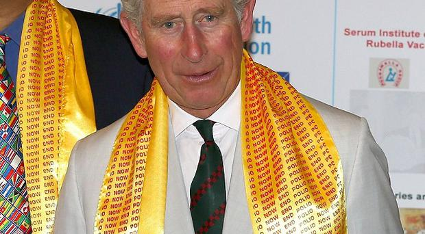 Prince Charles has accused the big supermarkets and their shareholders of profiting from the UK's farmers while taking on