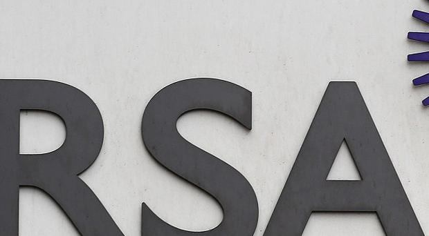 RSA has suspended the chief executive of its Irish business and two other senior staff after a routine internal audit uncovered