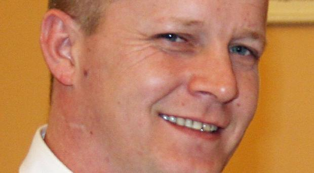 Graham Anderson, whose body was found next to his two dead sons in Tidworth, Wiltshire