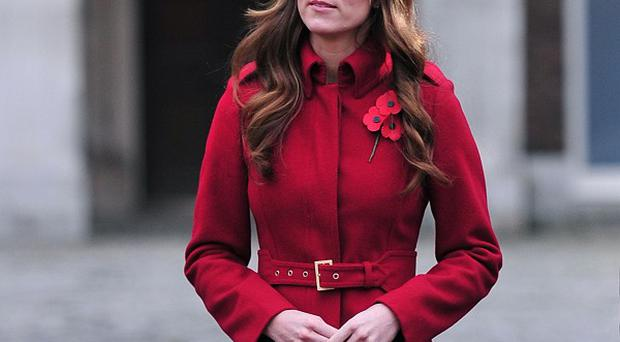 The Duchess of Cambridge was on a list of targets by a phone hacker employed by the News of the World, a jury has heard