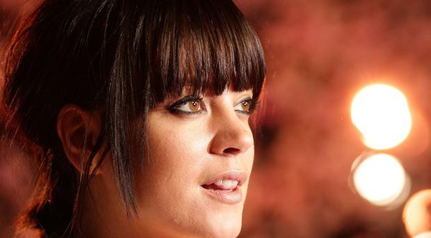 Lily Allen has released the video for her new track Hard Out Here on YouTube