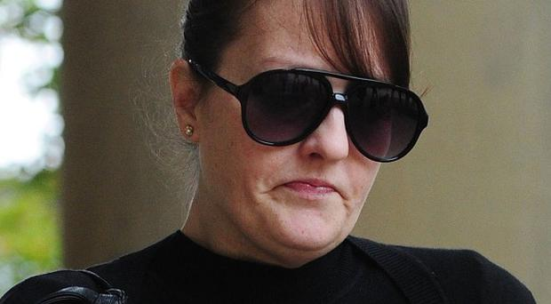 Amanda Hutton was jailed for 15 years last month after she was found guilty of the manslaughter of her son, Hamzah Khan.