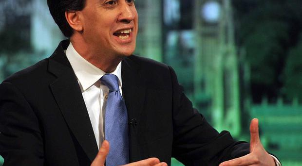 Ed Miliband has come under fire for his party's links to the Unite union