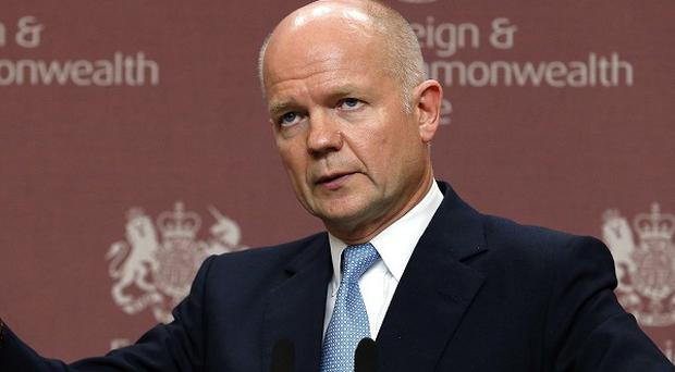 Foreign Secretary William Hague said that going to a comprehensive school did not leave him feeling socially inferior.