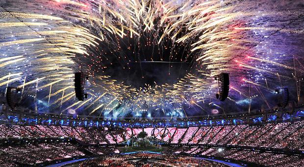 The UK has benefited from new foreign investment, additional sales and firms winning contracts since last summer's Olympics