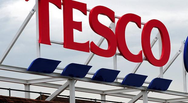 A suspicious object was found on the Tesco site on Newtownbreda Road.