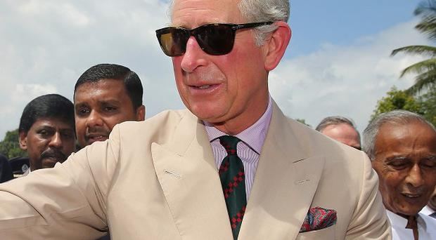 The Prince of Wales wants to boost the numbers of young people helping others in a bid to curb gang violence