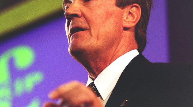 Paul Sykes wants a Ukip win in next year's European Parliament elections
