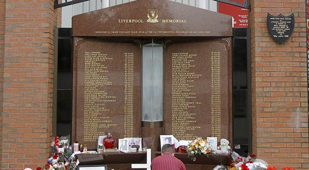 Ninety-six Liverpool football fans died in the Hillsborough disaster