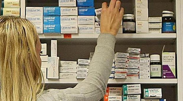 New charges on a greater range of prescriptions could raise £1.4 billion, according to Reform