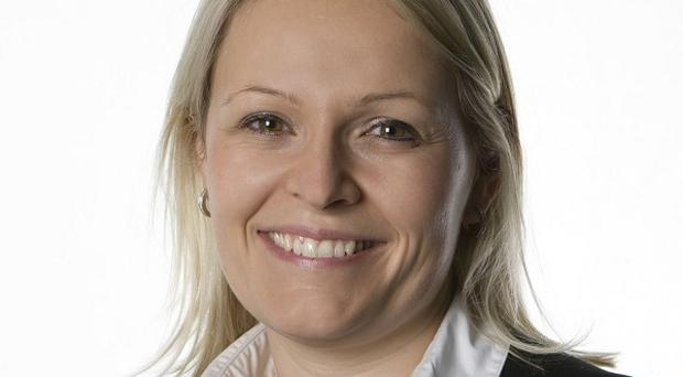 New Severn Trent chief executive Liv Garfield described herself as a